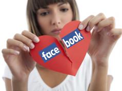 Facebook поможет забыть бывших