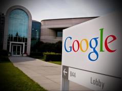 Google и правительство США
