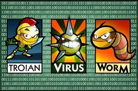 Как вирусы влияют на работу компьютеров1