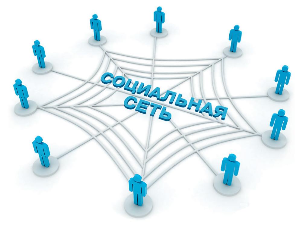 Социальные сети общения и знакомства