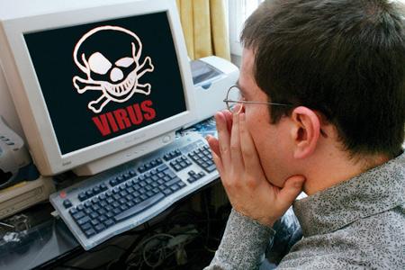 В чем заключается опасность компьютерных вирусов2
