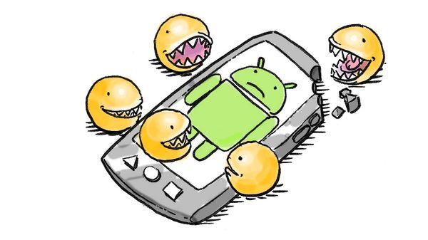 Пять признаков заражения Android