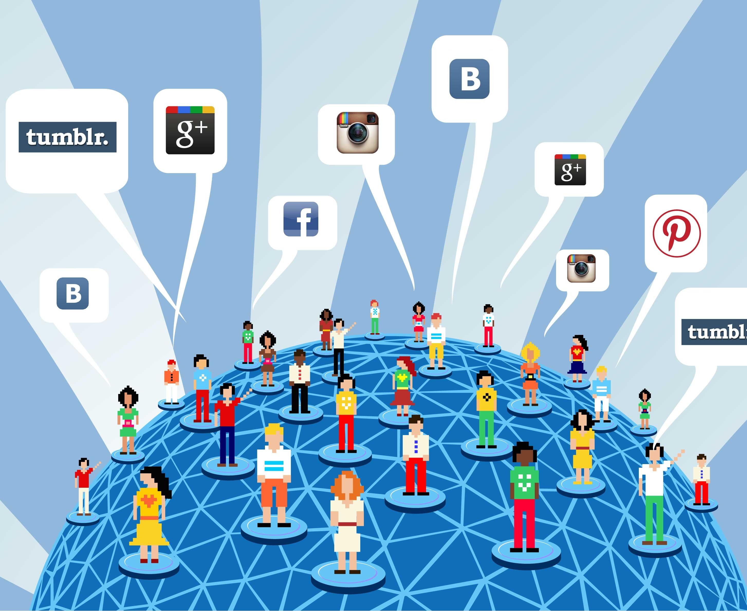 Преимущества и недостатки общения через интернет
