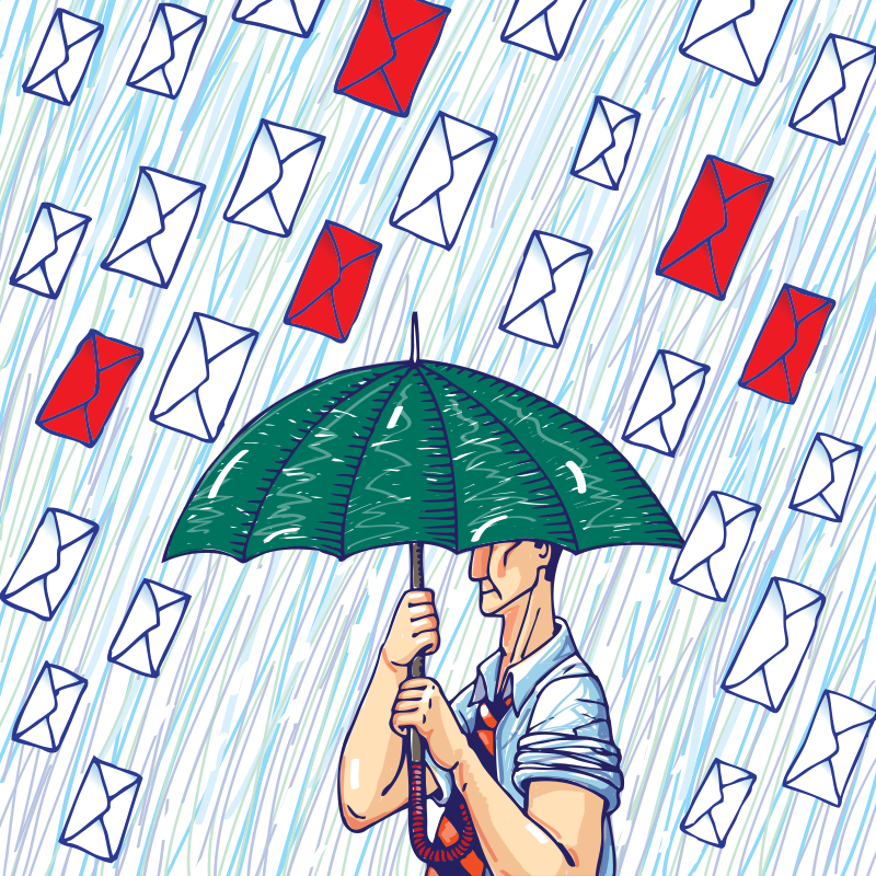 Как бороться со спамом1